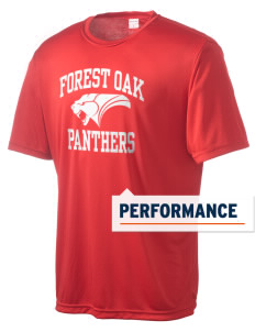 Forest Oak Elementary School Panthers Men's Competitor Performance T-Shirt
