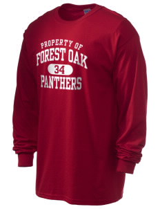Forest Oak Elementary School Panthers 6.1 oz Ultra Cotton Long-Sleeve T-Shirt