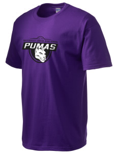 Waterville Junior High School Pumas Ultra Cotton T-Shirt