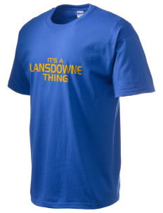 Lansdowne Middle School Lions Ultra Cotton T-Shirt