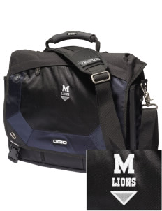 Magnolia Elementary School Lions Embroidered OGIO Jack Pack Messenger Bag