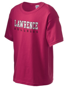 Lawrence School Bulldogs Kid's 6.1 oz Ultra Cotton T-Shirt