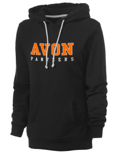 Avon Middle High School Panthers Women's Core Fleece Hooded Sweatshirt