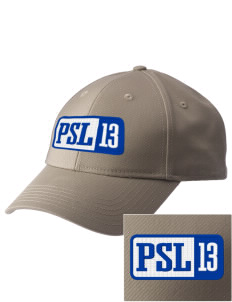 Peridot-Our Savior's Lutheran School Crusaders  Embroidered New Era Adjustable Structured Cap