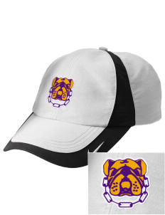 Southwest Community Campus Bulldogs Embroidered Nike Golf Colorblock Cap