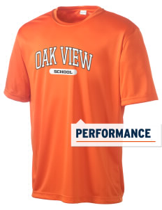 Oak View School Men's Competitor Performance T-Shirt