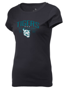 Twin Oaks High School Tiger Holloway Women's Groove T-Shirt