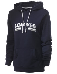 Leiphart Alternative High School Lemmings Women's Core Fleece Hooded Sweatshirt