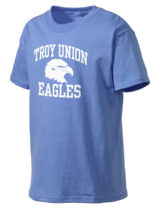 Troy Union Elementary School Eagles Kid's Essential T-Shirt