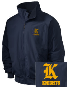 Harvest Christian Academy Knights Embroidered Holloway Men's Tall Jacket