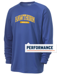 Hawthorn Eagles Men's Ultimate Performance Long Sleeve T-Shirt
