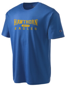 Hawthorn Eagles Champion Men's Tagless T-Shirt