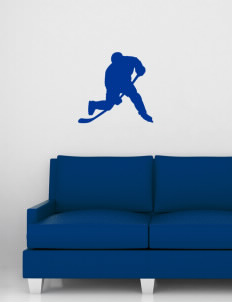 "Hastings High School Raiders Wall Silhouette Decal 20"" x 24"""