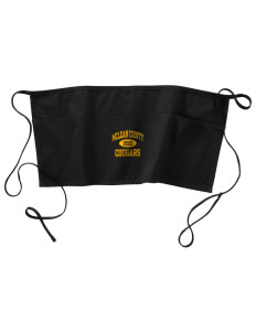 McLean County High School Cougars Waist Apron with Pockets