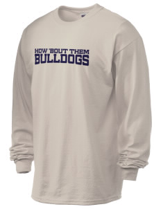 Our Lady Of Guadalupe School Bulldogs 6.1 oz Ultra Cotton Long-Sleeve T-Shirt