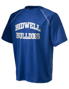 Bidwell Elementary School Bulldogs Holloway Men's Vapor Performance T-Shirt