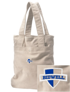 Bidwell Elementary School Bulldogs Embroidered Alternative The Berkeley Tote