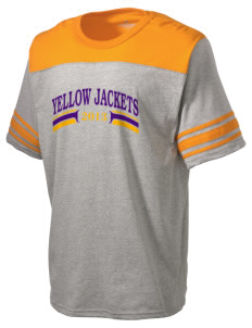 Iowa High School Yellow Jackets Holloway Men's Champ T-Shirt
