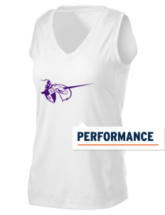 Iowa High School Yellow Jackets Women's Performance Fitness Tank