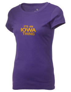 Iowa High School Yellow Jackets Holloway Women's Groove T-Shirt