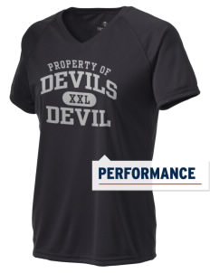 Devils Devil Holloway Women's Zoom Performance T-Shirt