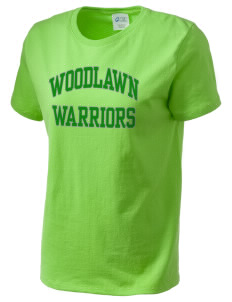 Woodlawn Middle School Warriors Women's Essential T-Shirt