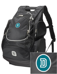 Robert L. Horbelt Dolphins  Embroidered OGIO Bounty Hunter Backpack