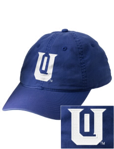 Queens University of Charlotte Royals Embroidered Vintage Adjustable Cap