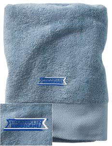 Franklin Middle School Hurricanes Embroidered Zero Twist Resort Towel