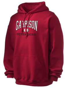 Garrison Elementary School Defenders Ultra Blend 50/50 Hooded Sweatshirt