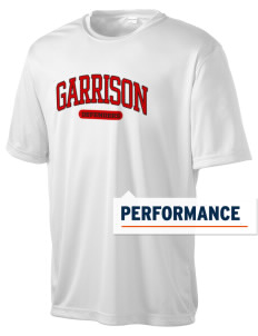 Garrison Elementary School Defenders Men's Competitor Performance T-Shirt