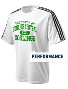 Sunapee Central Elementary School Goslings adidas Men's ClimaLite T-Shirt