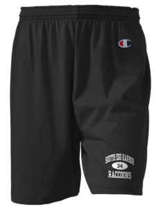 "South Egg Harbor Elementary School Raccoons  Champion Women's Gym Shorts, 6"" Inseam"