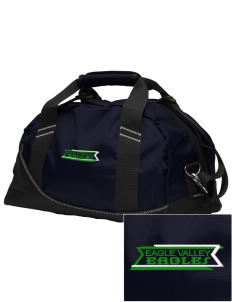 Eagle Valley Elementary School Eagles Embroidered OGIO Half Dome Duffel