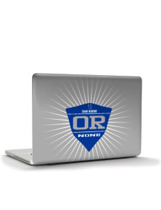 "Oak Ridge none Apple MacBook Pro 15.4"" Skin"