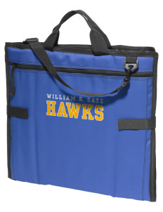 William R. Satz School Hawks Stadium Seat