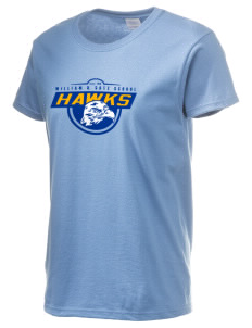 William R. Satz School Hawks Women's 6.1 oz Ultra Cotton T-Shirt