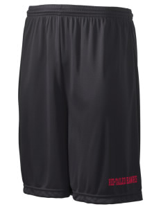 "Buffalo Seminary Red-Tailed Hawks Men's Competitor Short, 9"" Inseam"