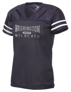 Washington Elementary School Wildcats Holloway Women's Fame Replica Jersey