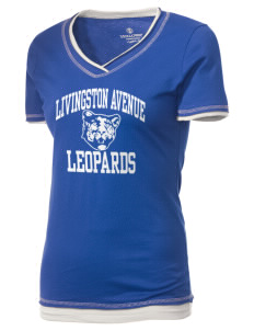 Livingston Avenue Elementary School Leopards Holloway Women's Dream T-Shirt