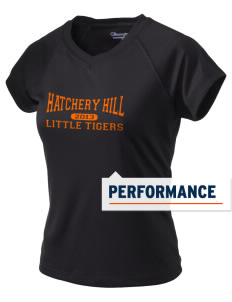 Hatchery Hill Elementary School Little Tigers Champion Women's Wicking T-Shirt