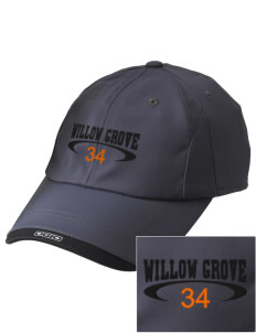 Willow Grove Elementary School Lil' Tigers Embroidered OGIO X-Over Cap