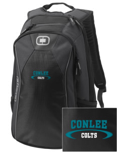 Conlee Elementary School Colts Embroidered OGIO Marshall Backpack