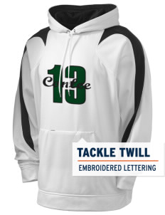 Conlee Elementary School Colts Holloway Men's Sports Fleece Hooded Sweatshirt with Tackle Twill