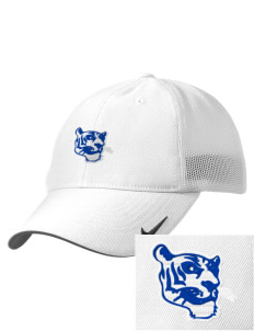 PS 86 Saint Lawrence School Tigers Embroidered Nike Golf Mesh Back Cap