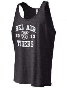 Bel Air Elementary School Tigers Men's Jersey Tank