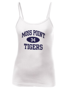 Moss Point High School Tigers Women's Louise Longer Length Tank