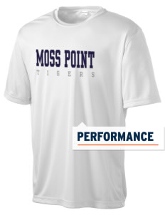 Moss Point High School Tigers Men's Competitor Performance T-Shirt