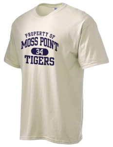 Moss Point High School Tigers Ultra Cotton T-Shirt