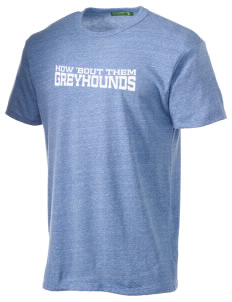 Ocean Springs High School Greyhounds Alternative Men's Eco Heather T-shirt